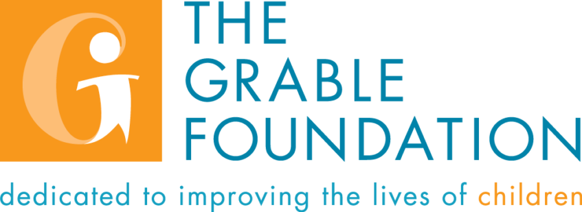 The Grable Foundation logo with tagline