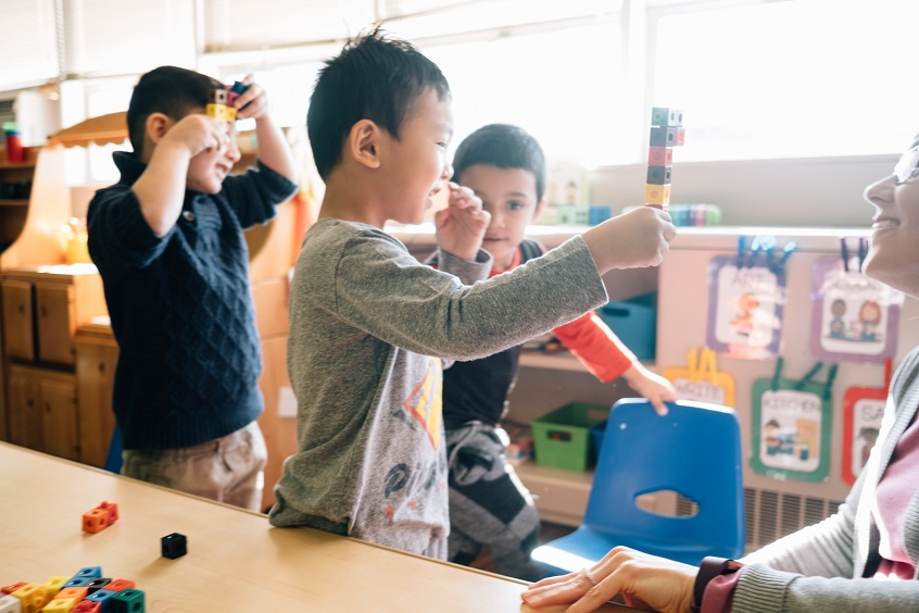 Child Care Jobs: April 29 – May 5, 2021